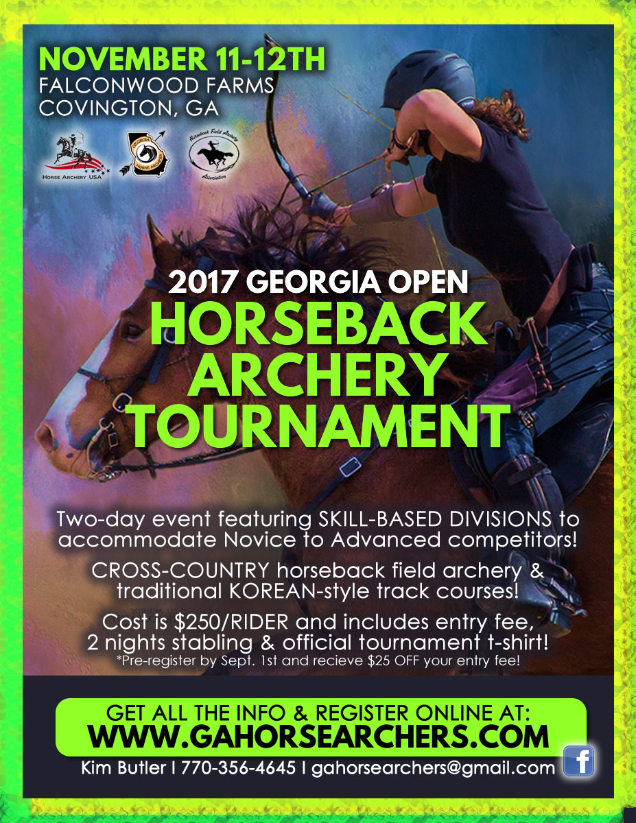 Georgia Horse Archers, Inc    Photo Gallery